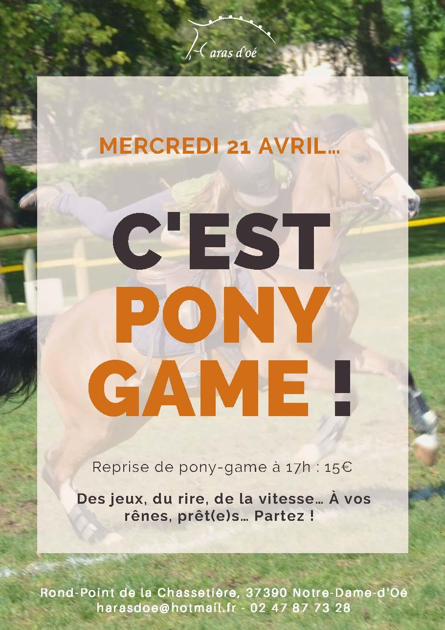 Pony-Game